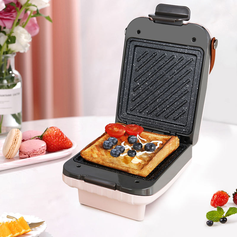 Manufacturer Price Set Maker Electric Breakfast Machine Portable