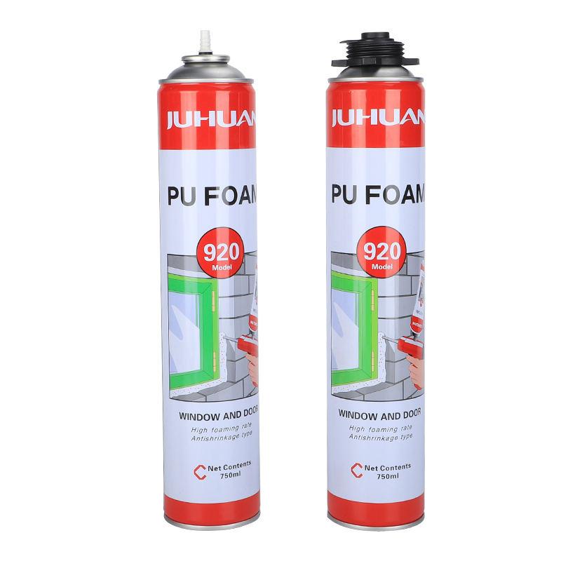 Gap Filler Expanding Reinforced Polyurethane Spray Foam Insulation