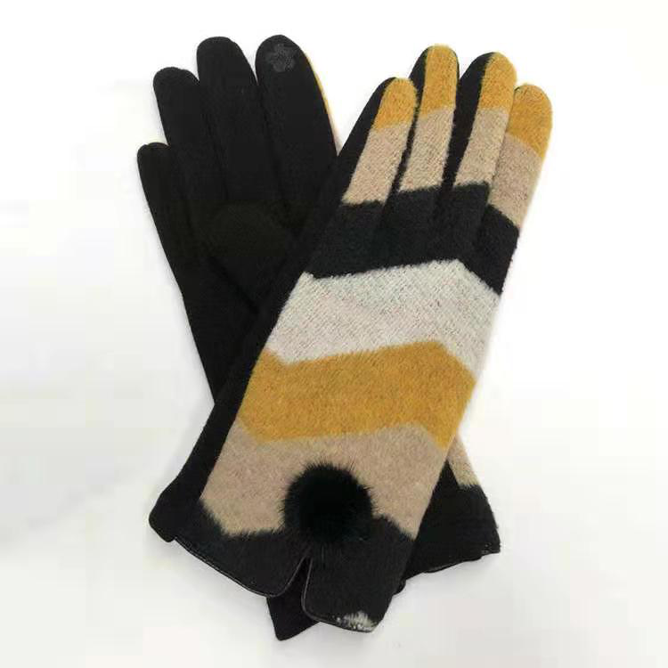 Proper Price Top Quality Custom Logo Women Winter Warm Work Gloves