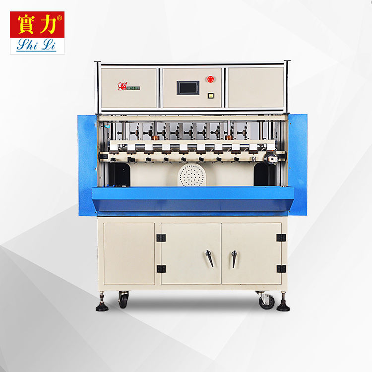 High-Frequency fly fork conversion winding machine , motor winding tools