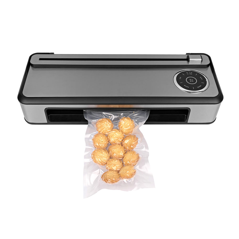 Household Vacuum Packing Machine Electronic Automatic Kitchen Handheld Home Vacuum Food Sealer
