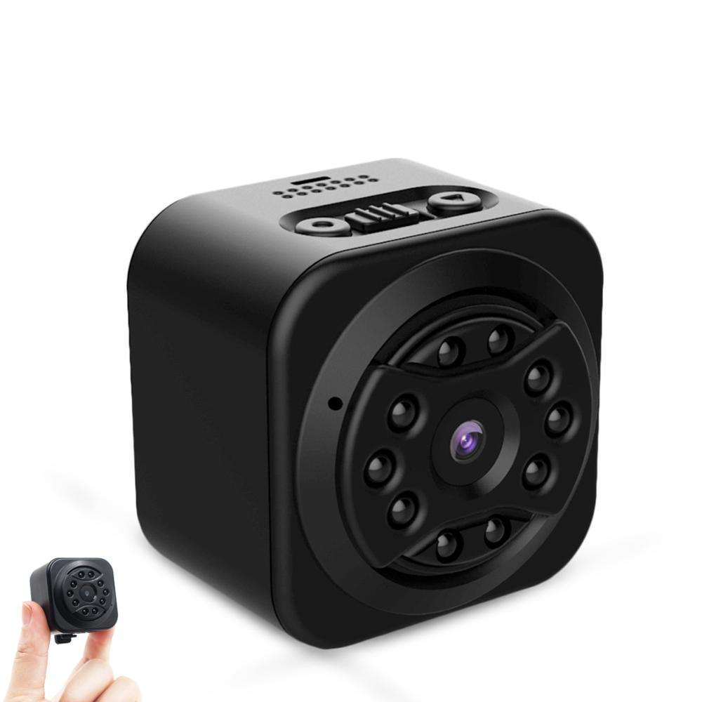 Wireless Mini Bluetooth Camera Spy Hidden Camcorder for home security Body Worn Camera