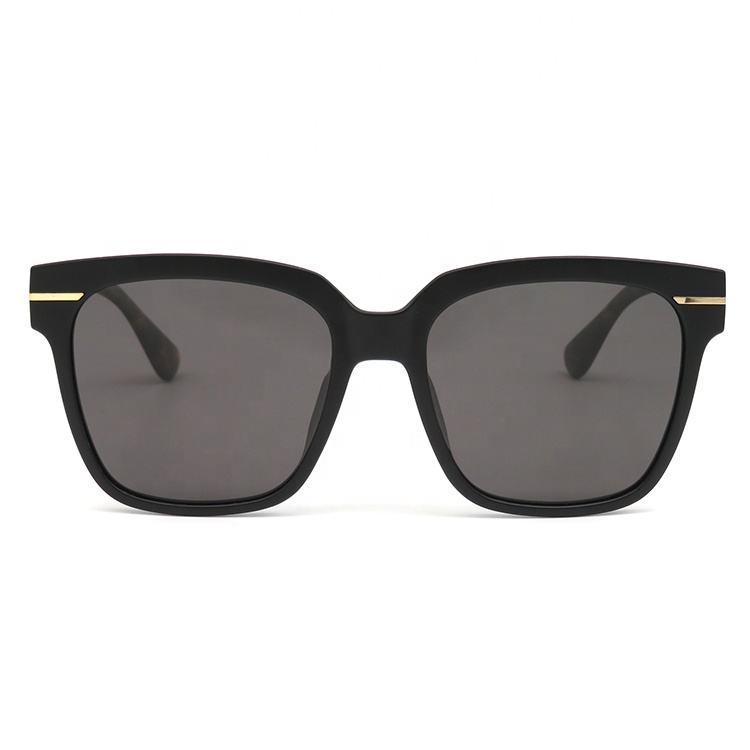 U-Top Low Price UV400 Trendy Unisex Square Oversized Polar One TR90 Sunglass YT-TD-58027.C99