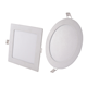 China Led Lighting Ceiling Slim Recessed Panel 6W 12W 15W 18W Square Round Indoor Light