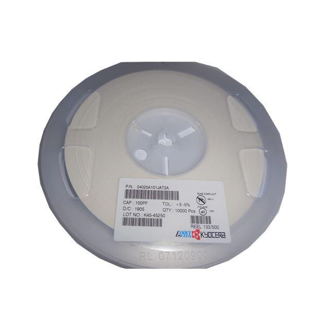 100pc Disc Ceramic Capacitor 12pF 50V ±0.25pF NP0 RoHS Taiwan NPO