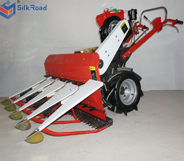 wholesale small dry green bean mung bean cutting harvester