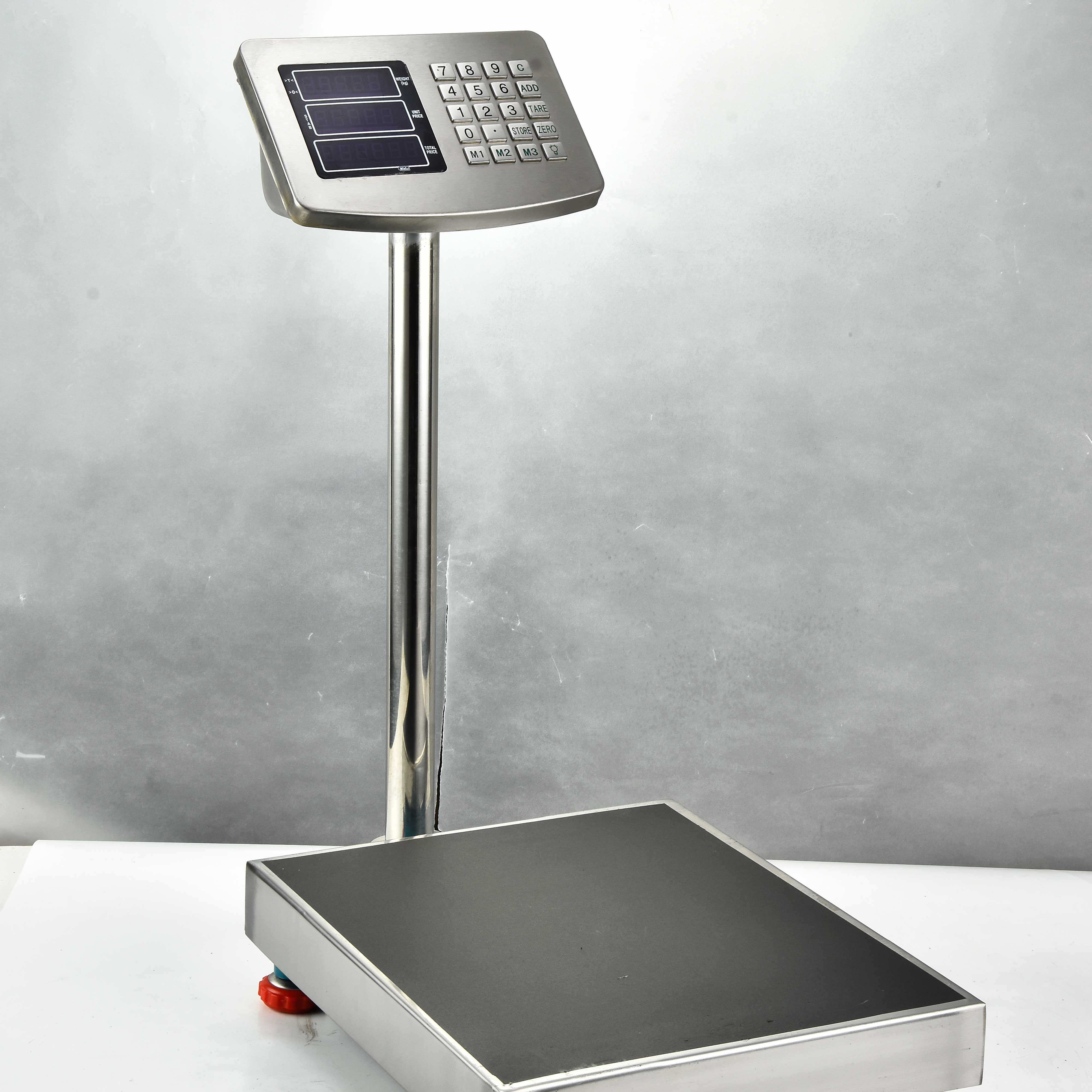 Export Performance Advanced Bench Electronic Platform Scale