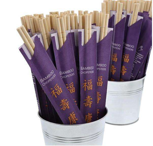 disposable bamboo chopsticks wooden chopsticks