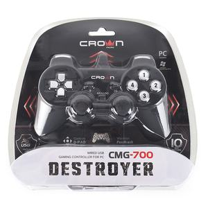 Crown micro ps4 wired pc controller CMG-700
