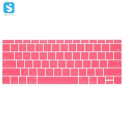 Soft Protective US Layout silicone keyboard cover for macbook Air 12 (2016)
