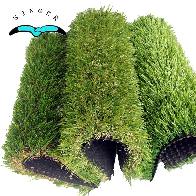 Factory Directly high quality Artificial turf grass tiles price / for Football Lawn / garden and sports flooring