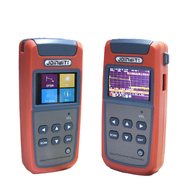 Handheld OTDR JW3305A Optical Time Domain Reflectometer JW3305A Built-In VfL