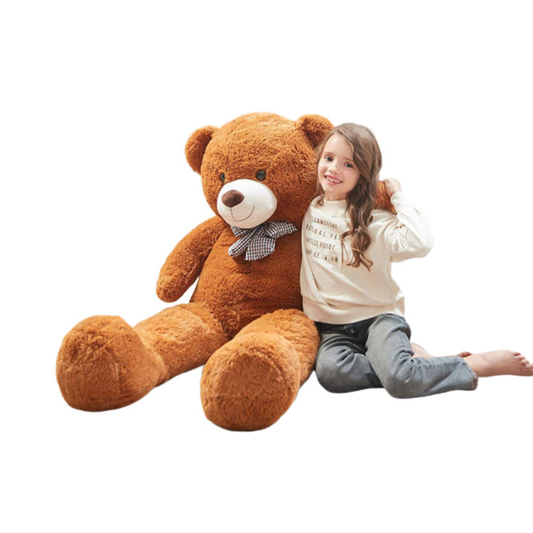 Customize Big Size Valentine's Day Loved 200cm Plush Teddy Bears