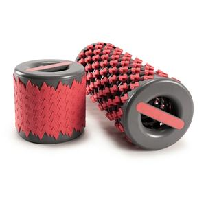 New Extension-type Foam Roller Exercise Massage Roller Stick Grid Mini EVA Yoga Roller