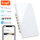 US/AU 2 Gang Smart Life WiFi Wall Touch Switch
