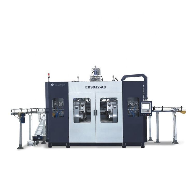 Factory Sale Custom Automatic Extrusion PE Extruder Blow Molding Machine