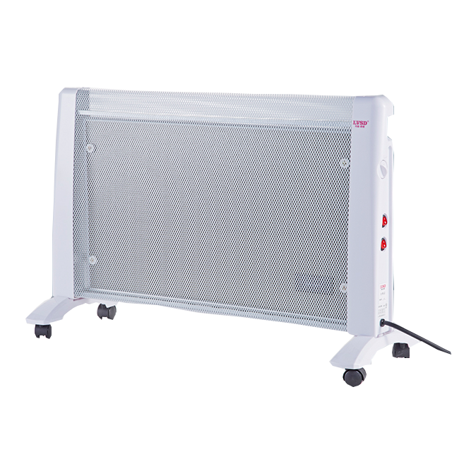 220v,50/60Hz low price electric mica panel heater for promotion