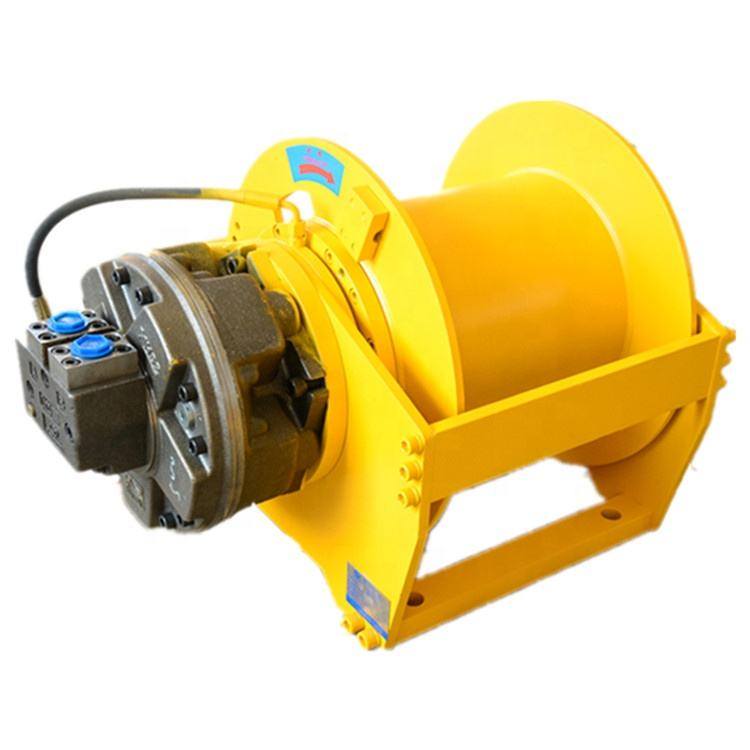12000lbs 15000lbs hydraulic winch with motor
