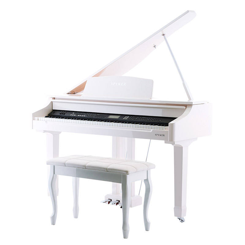 Factory Price Digital Baby Grand Piano with 88keys Midi Keyboard