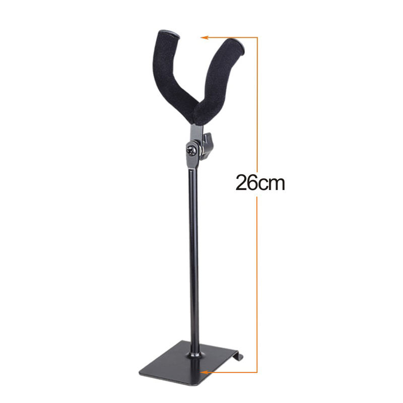 GS-82 Professional Wall Mount Style Guitar Stand Hooker