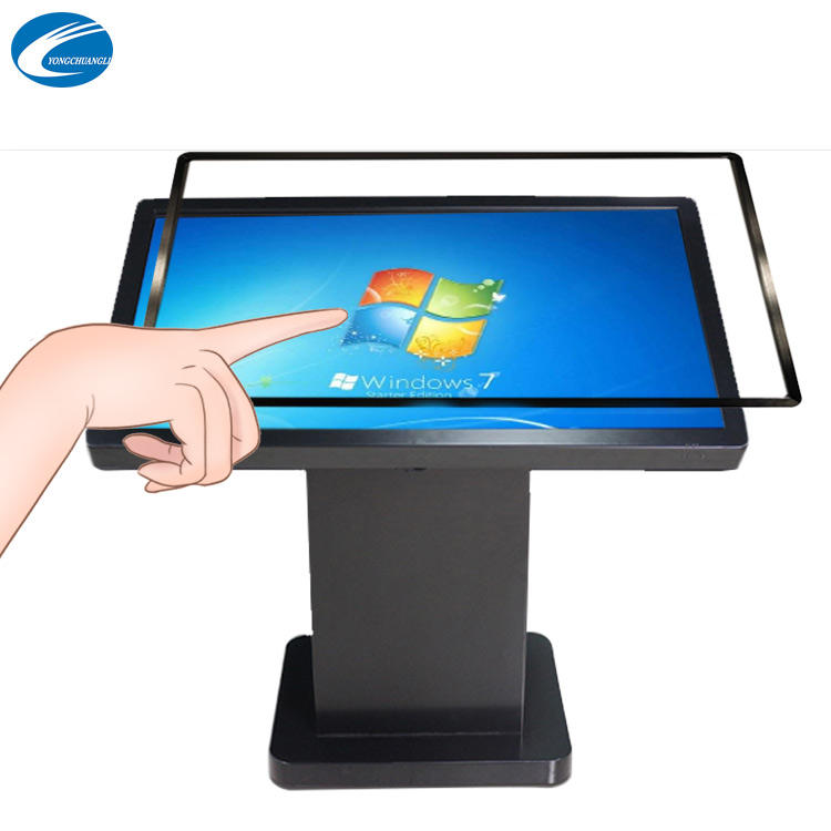 86 inch Chinese smart interactive infrared touch screen frame