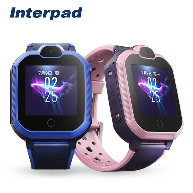 Child GPS Watch 2021 Newest Model 4G Calling ZQC-K11 GPS Kids Smart Watch SOS For Android