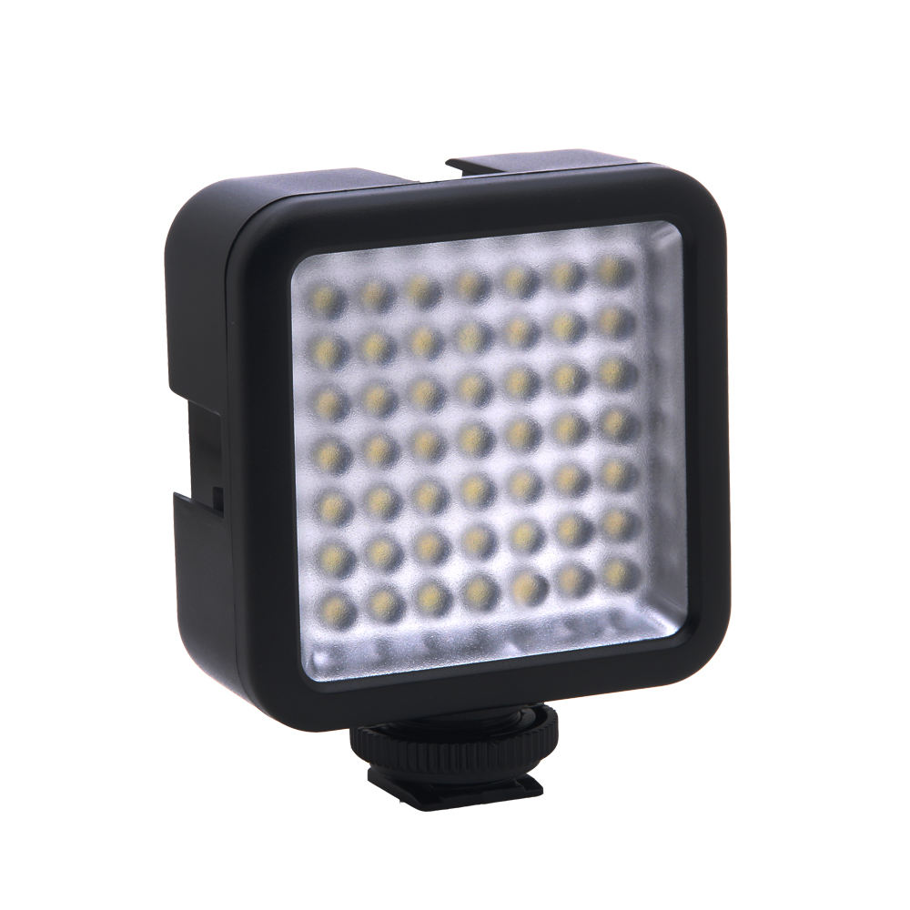 Dimmable HA CONDOTTO LA Luce Video Luce di Riempimento Portatile HA CONDOTTO il Pannello Sudio di Luce per la Macchina Fotografica e Video <span class=keywords><strong>Rig</strong></span> kit Del Telefono Mobile Gabbia