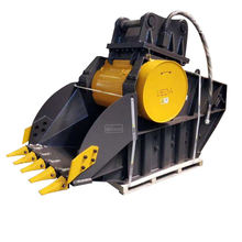 PSD80 Crusher Bucket Crusher for all kinds of  Excavator