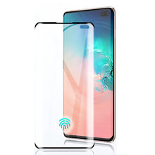 3D full coverage side glue case friendly tempered glass screen protector for samsung galaxy s10 s10e s10 plus S10 5G