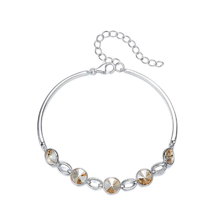 En <span class=keywords><strong>gros</strong></span> Haute Qualité Luxe Bijoux Dames Délicates Magnifiques Bracelets