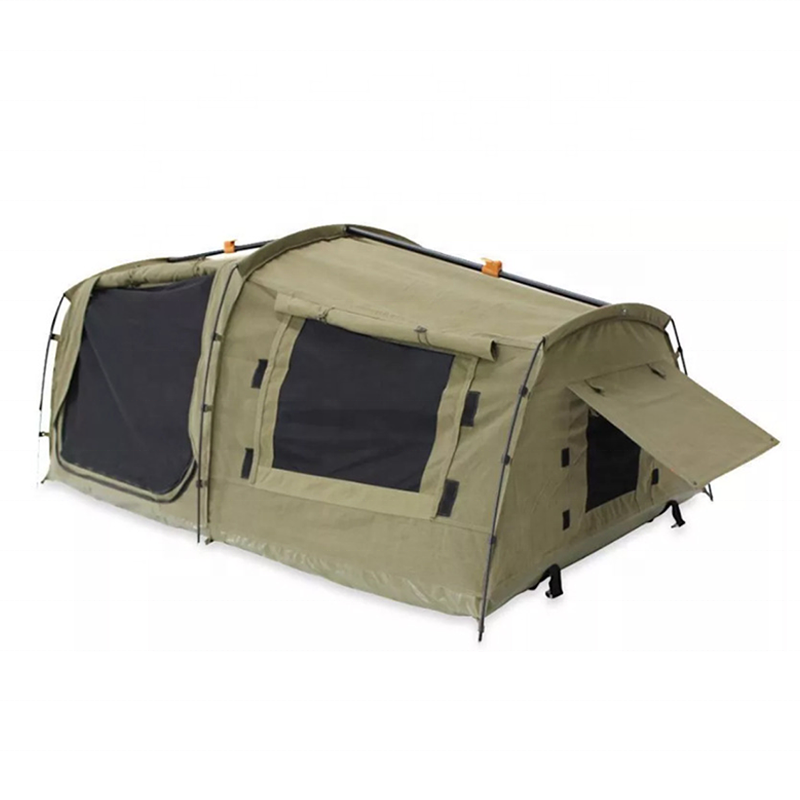 2020 New Structure Australian Canvas single swag tent For Sale