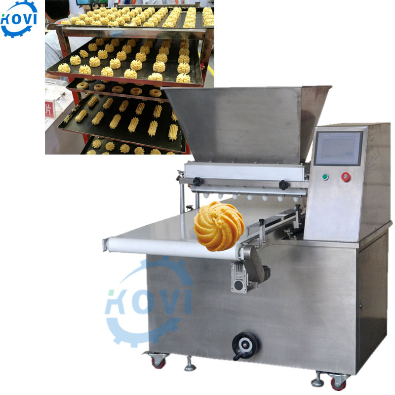 Kleine Cookie Fortune Cookies Making Machine Macaron Cake Forming Machine