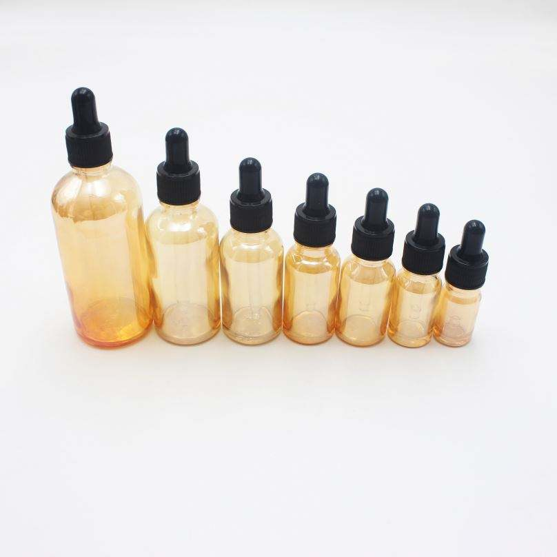 5ml 10ml 15ml 20ml 30ml 50ml 100ml glass point edropper bottles for beard oil for perfume for e liquid olive oil RGB-189K