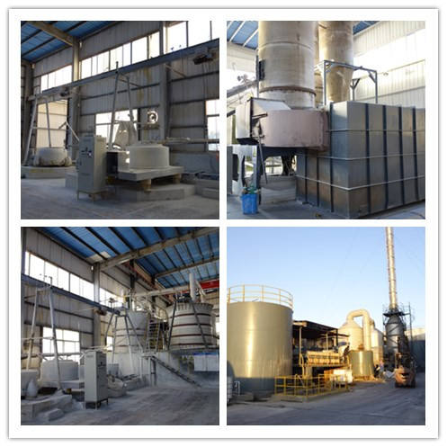 Yixin sodium percarbonate company for making man-made cryolite-12