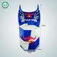 Drink Display Retail Floor Display Stands For Red Bull Energy Drink Energy Drink Display Stand