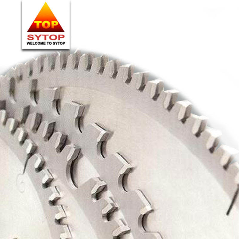 No Coated [ Blade ] Alloy Saw Blade Cobalt Based Alloy Stellite 12 Saw Tips Cutting Saw Blade For Wood