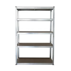4MM Thickness MDF Board Metal Shelves Rack With 175kgs Capacity