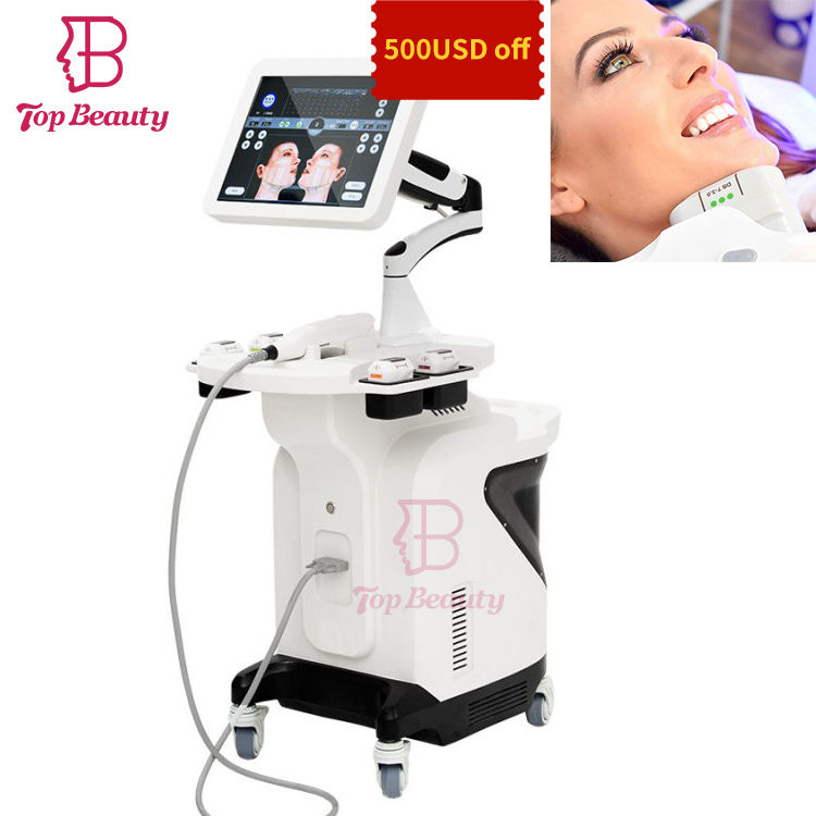 korea 3D 4D HIFU face and body Equipment cartridges for face life /body slimming