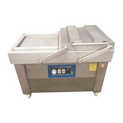 Commercial rice heat sealer sausage Double Chamber Vacuum Packing Machine