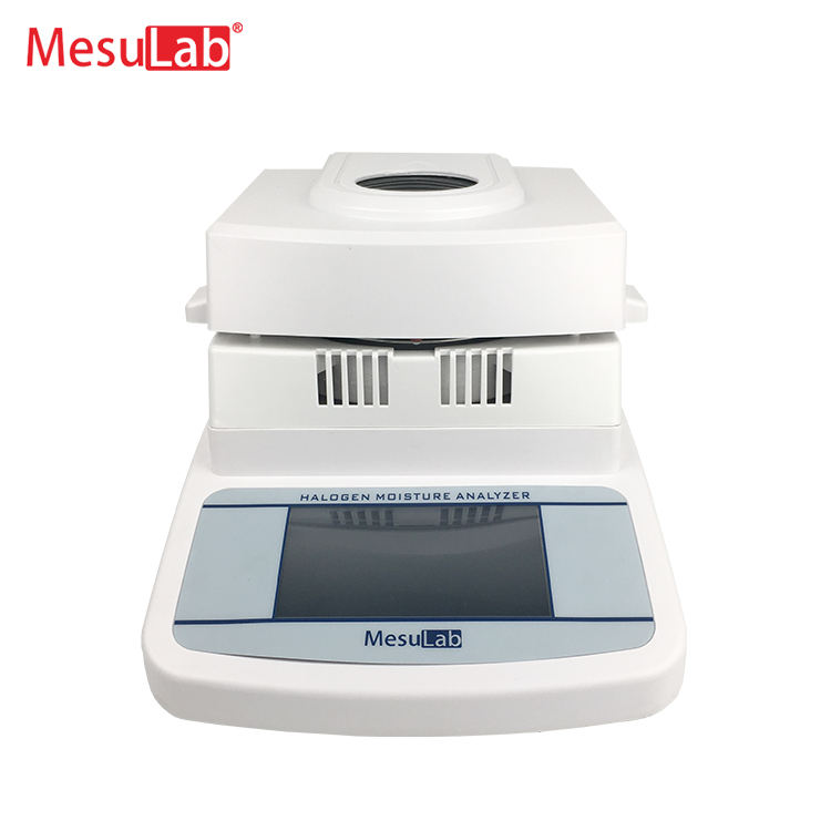 infrared moisture analyzer machine for ceramic clay