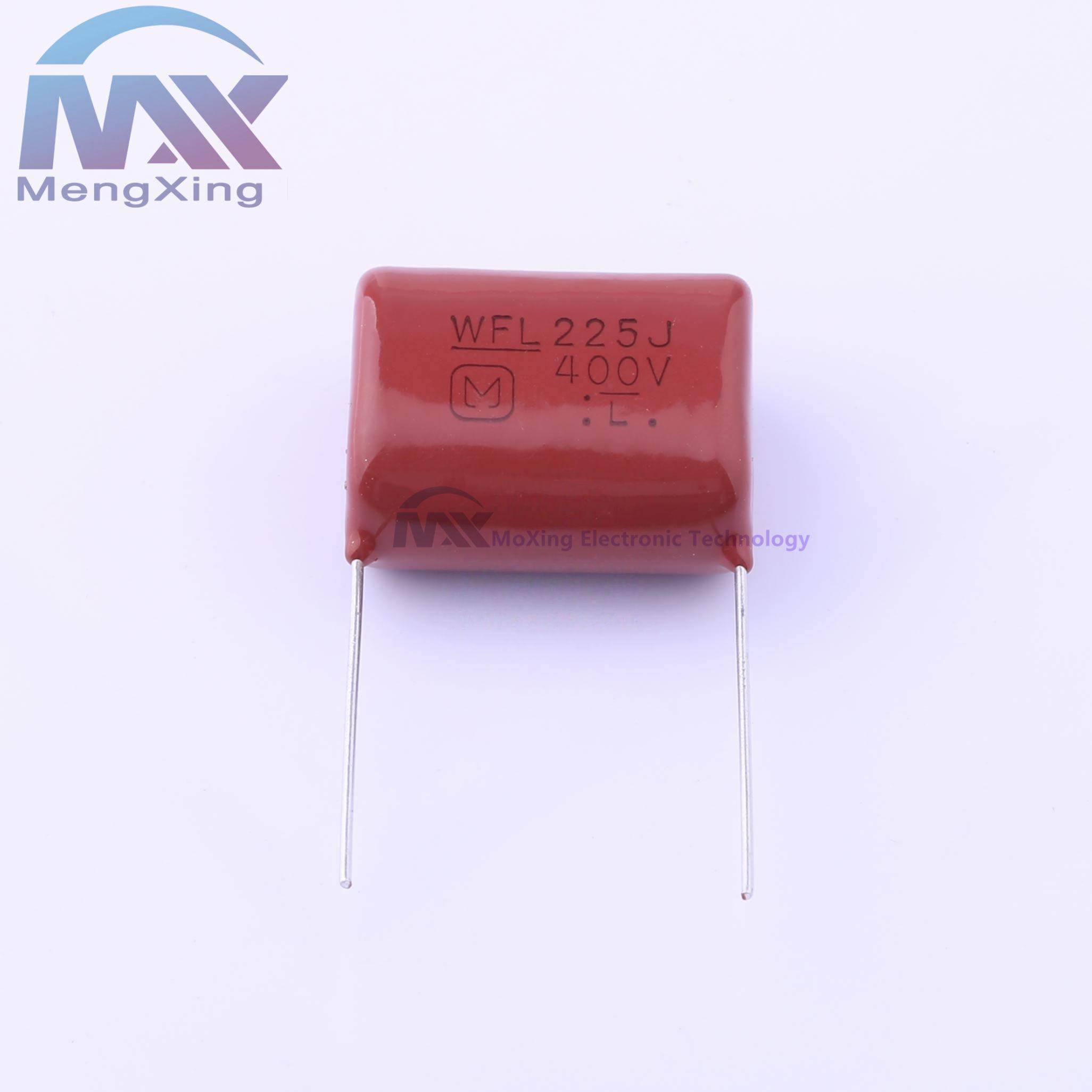 Lot of 2 High Voltage Film Capacitor 0.01uF 1.6kV 1600V 5/%