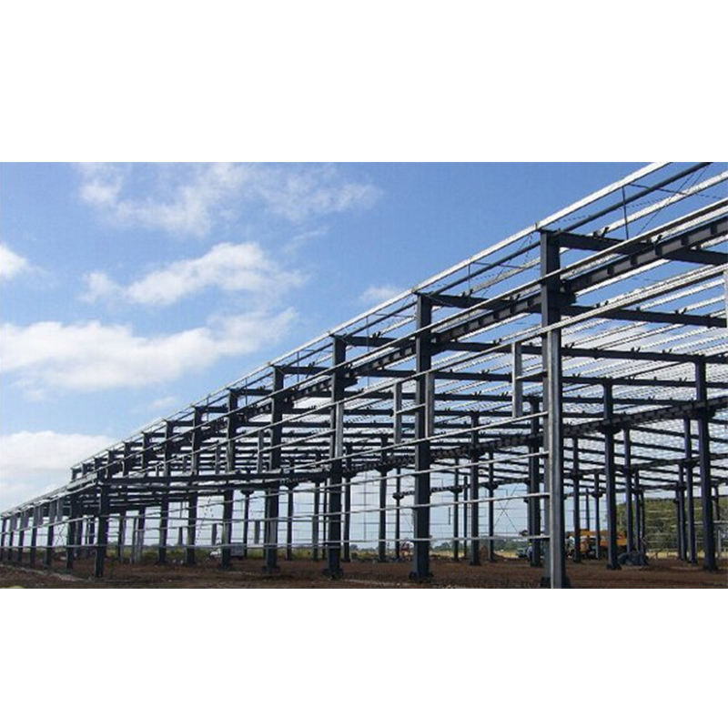 prefabricated steel warehouse prices sheds storage outdoor industrial steel warehouse construction material