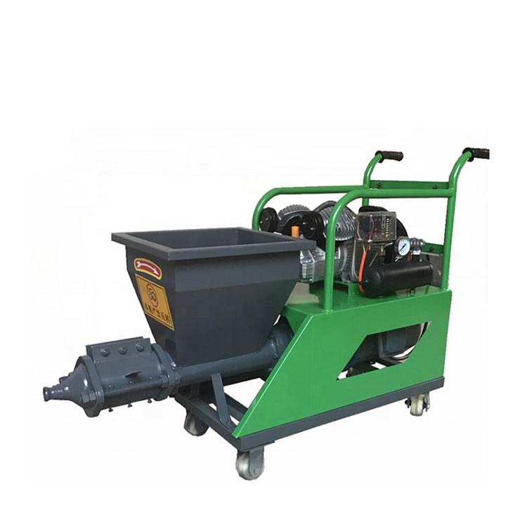 Hot sale concrete Mortar spray/spraying plastering machine/shotcrete machine for sale