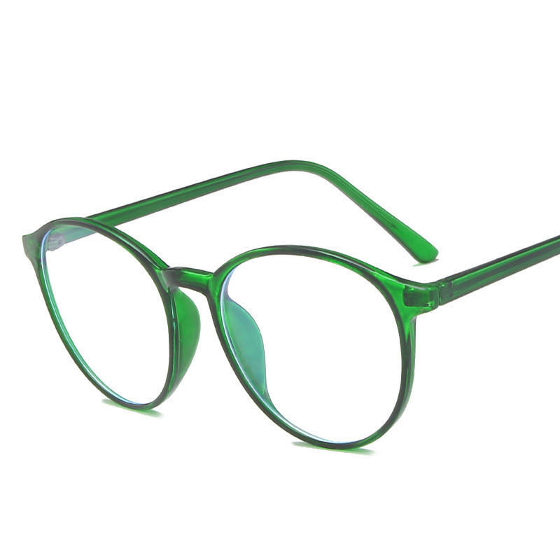Retro TR90 Jelly Color Preppy Style Frame Optical Men Anti Blue Light Glasses Frames glasses frame optical