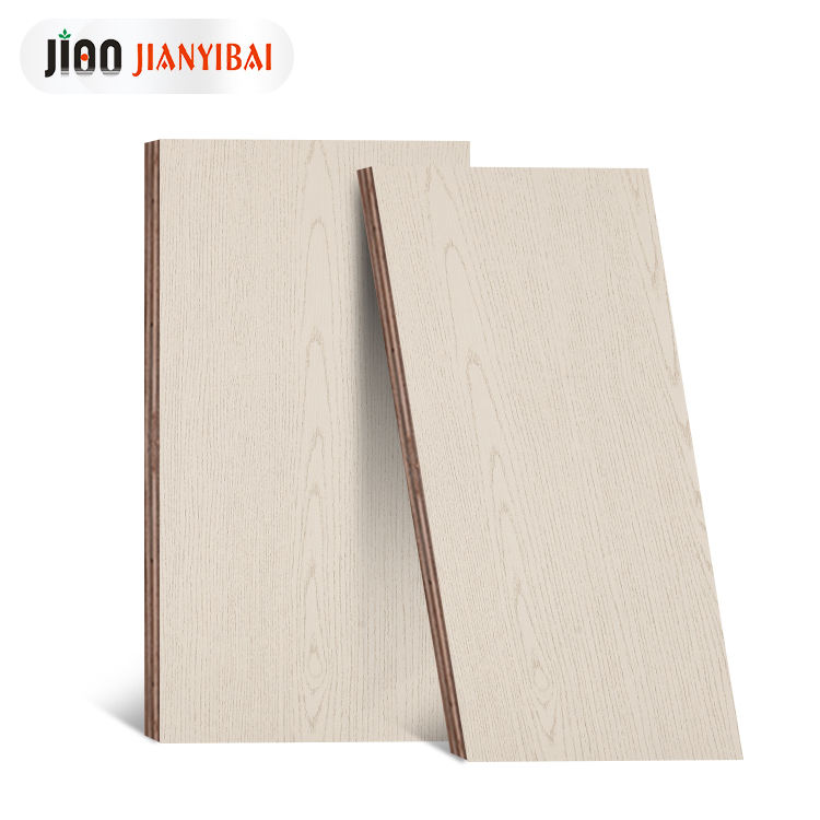 commercial plywood furniture grade waterproof 25mm white oak veneer laminated plywood for furniture