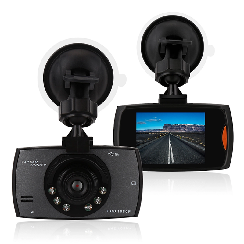 High quality Car Black Box Camera G30 Car Dash Cam Camera G-sensor Car recorder DVR 1080P Dash Cam