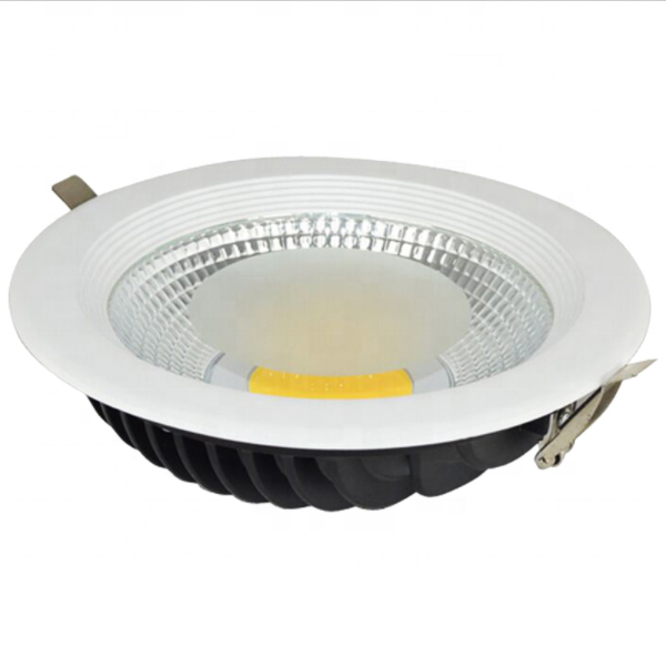 15W 20w 30w 8 אינץ שקוע COB <span class=keywords><strong>led</strong></span> <span class=keywords><strong>downlight</strong></span>