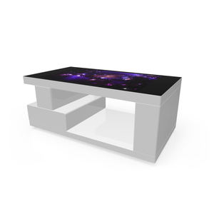 Lowest india market price LED touch dammable screen table for meeting room