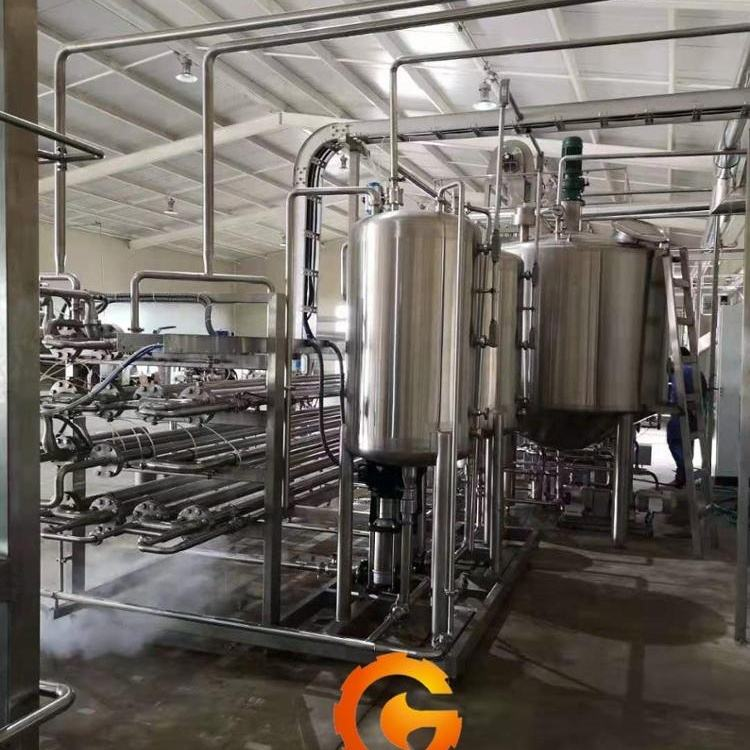 turn-key coconut water, coconut milk, coconut milk powder production line machinery