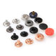 484# 15mm spring snap button 482#17mm snap fastener for coat
